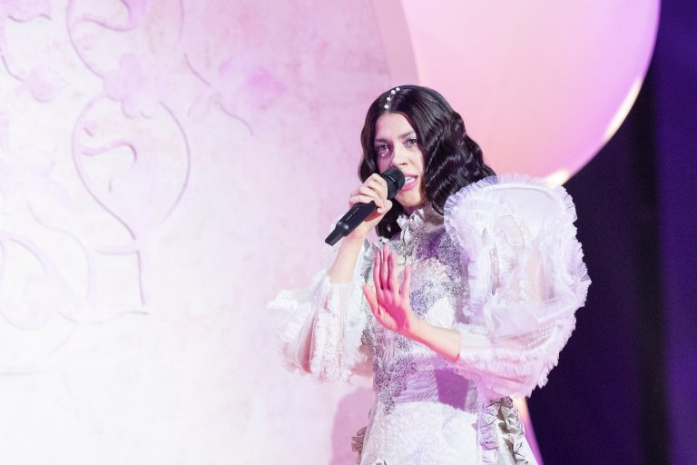 Katerine-Duska eurovision1