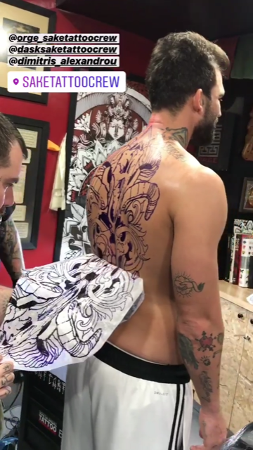 dimitris alexandrou tattoo back3