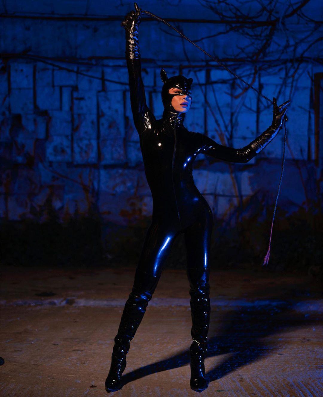 eirini papadopoulou catwoman2